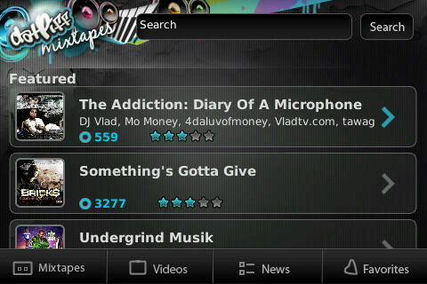 Dat Piff Mobile App Coming To BlackBerry This Summer –