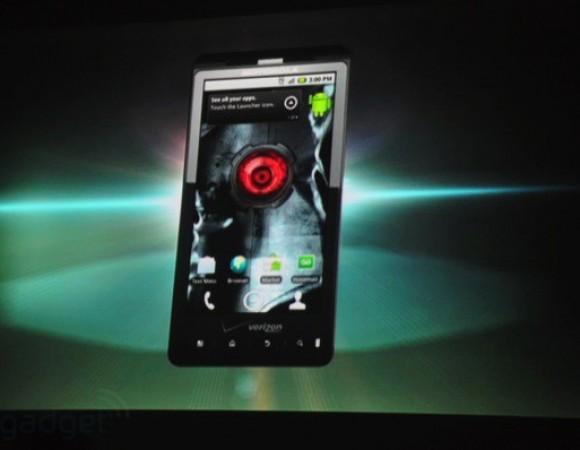Officially Reintroducing The Motorola Droid X For Verizon