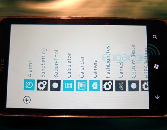 Windows Phone 7 Device By HTC Has Been Spotted