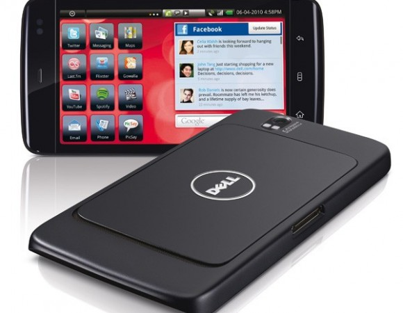 Dell Streak Finally Becomes Available On August 13th, Pre-Sale On August 12th