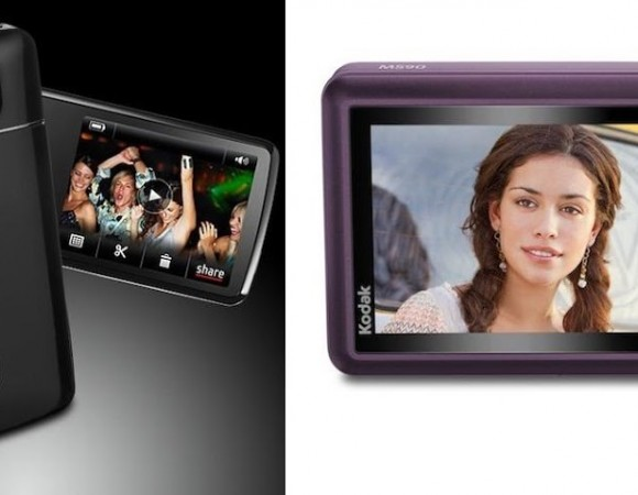 Kodak Introduces The PlayTouch 1080p Camcorder And The EasyShare M590 Digital Camera