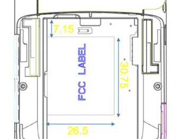 The BlackBerry Style 9670 Gets FCC Clearance And Pops Up For Sprint