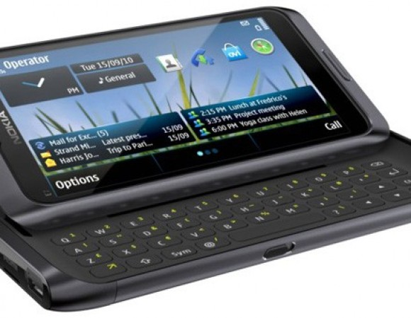 Nokia Also Announces The Symbian3-Powered E7 Aimed At Business Users