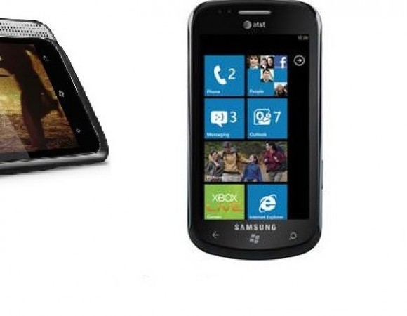 AT&T Announces The Windows Phone 7-Powered HTC Surround, Samsung Focus, And LG Quantum