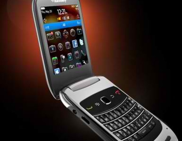 Telus Calls Dibs On Carrying The BlackBerry Style In Canada