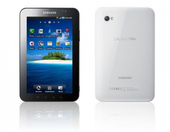 Samsung Announces The Galaxy Tab Will Be Available In The UK Starting November 1st
