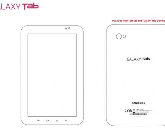 The Wi-Fi Only Galaxy Tab Gets FCC Approval