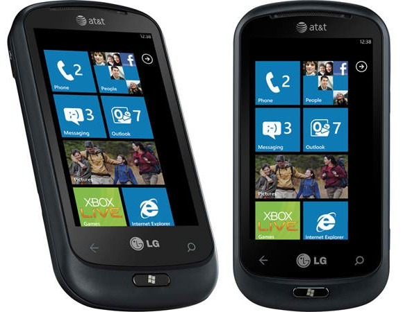 The LG Quantum (Windows Phone 7) Now Available For AT&T