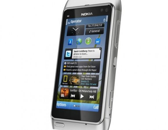 The Nokia N8 Is Now Available For Rogers