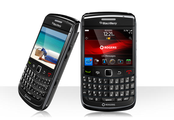 The BlackBerry Bold 9780 Is Now Available For Rogers