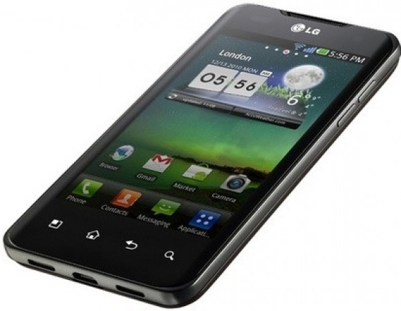 LG Announces The Optimus 2X, The First Dual-Core Android Phone