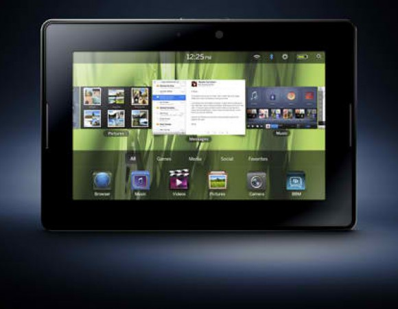Rogers Confirms They Will Offer Both Versions (Wi-Fi & Cellular) Of The BlackBerry PlayBook Early Next Year