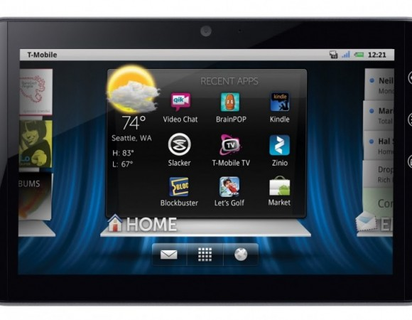 T-Mobile Announces The Dell Streak 7, HSPA+ Tablet With Dual-Core Processor