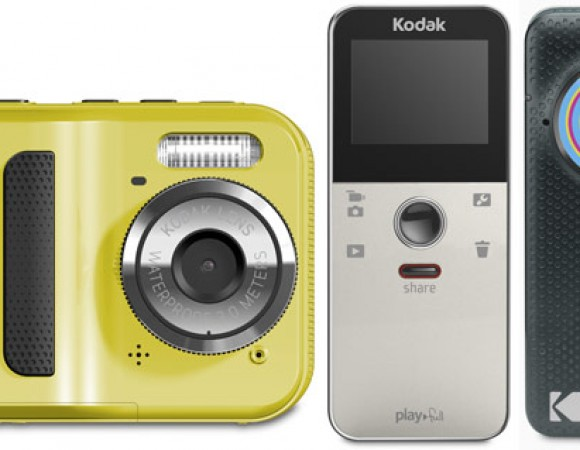 Kodak Announces New EasyShare Cameras, PlayFull And PlaySport Camcorders