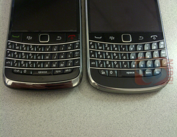 Photos Of The BlackBerry Bold Touch Unveiled
