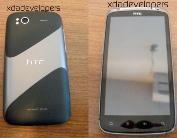 More Photos Of The 1.2GHz Dual-Core Processor, Android 2.3-Powered HTC Pyramid