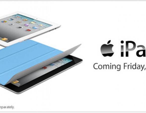 The iPad 2 Will Be Available At Best Buy, Sam's Club, And Walmart At Launch