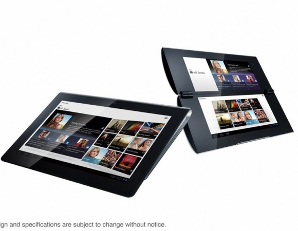 Sony Announces The S1 And S2 Android 3.0 Tablets, Coming This Fall