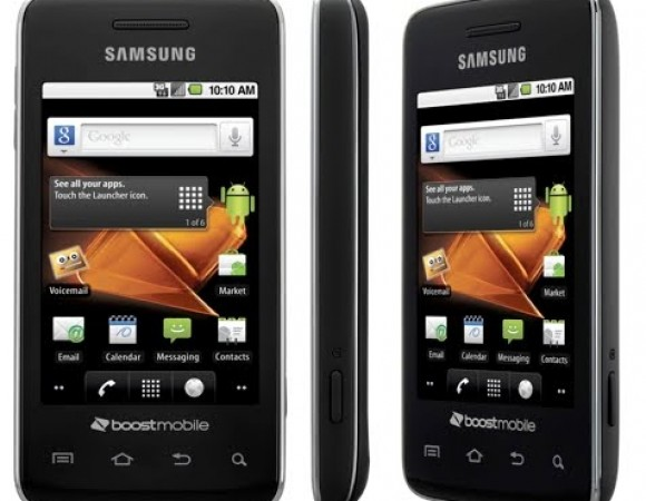 Samsung Announces The Galaxy Prevail For Boost Mobile, Coming Late April At $179.99