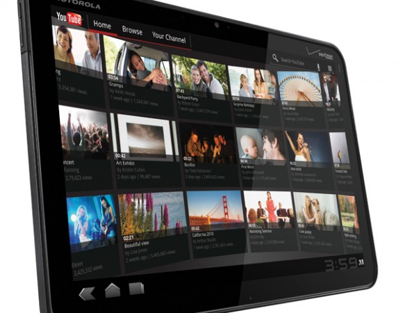 Sprint Announces The Wi-Fi Version Of The Motorola XOOM Coming May 8th For $599.99