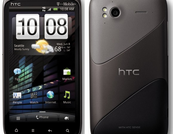 T-Mobile Announces The HTC Sensation 4G, Dual-Core Android 'Superphone' Coming This Summer