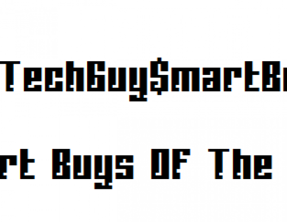 Smart Buys Of The Week (Late Edition)