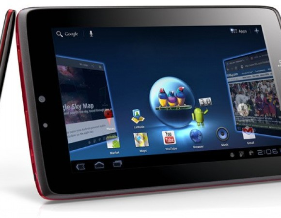 ViewSonic Announces New ViewPad 7x, First 7inch Honeycomb Tablet