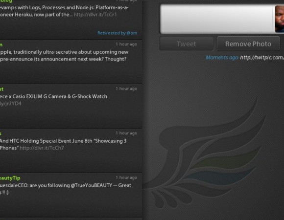 The Blaq Twitter App Is Now Available For The BlackBerry PlayBook
