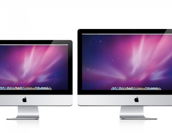 Apple Beefs Up Their iMac Line With Quad-Core Processors & Thunderbolt Ports