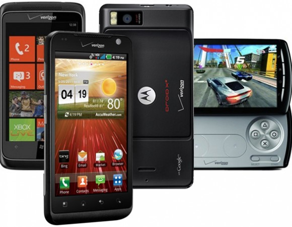 Verizon Offers 4 New Devices Today: Motorola Droid X2, LG Revolution, HTC Trophy & SonyEricsson XPERIA Play