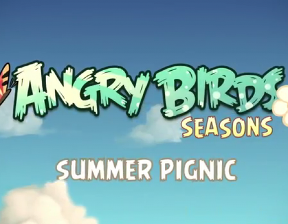 New Angry Birds Seasons: Summer Pignic Update Is On The Way (Update: Now Available For iOS & Android)