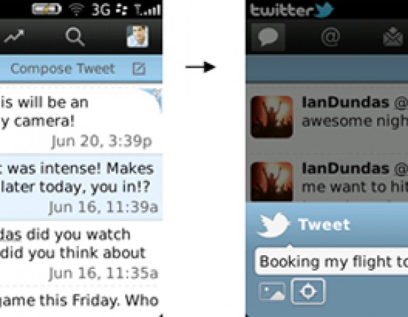 Twitter For BlackBerry 2.0 Is Now Available In The Beta Zone