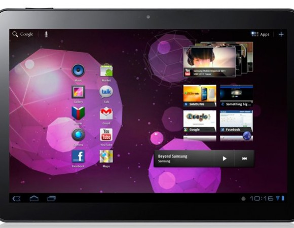 Verizon Unveils The 4G LTE Samsung Galaxy Tab 10.1 Starting At $529.99, Reserve Yours June 8th
