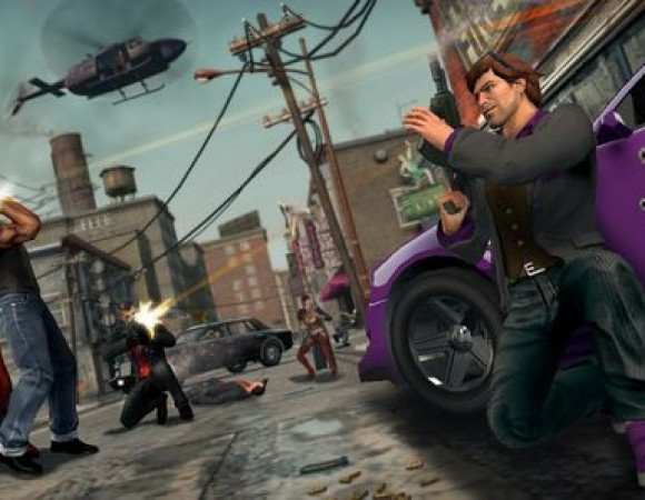 Saint's Row: The Third Coming In November 15th, Supports PS Move For PS3