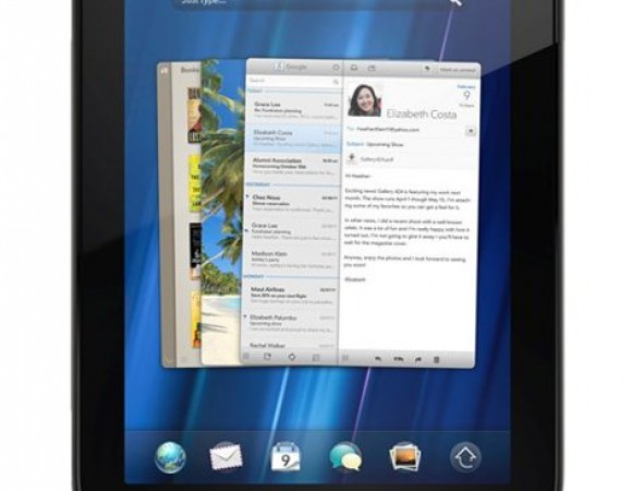 The WebOS-Powered HP TouchPad Is Now Available