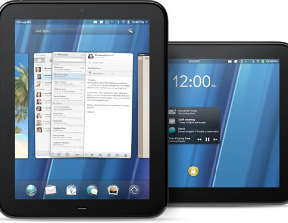 HP Announces A Faster 4G TouchPad For AT&T Coming Soon