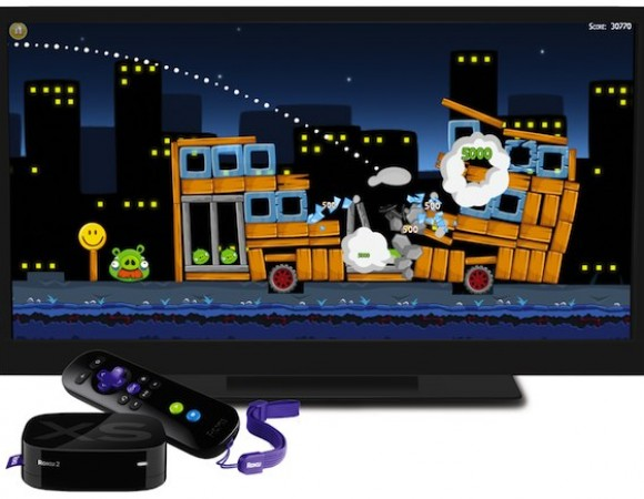 Roku Announces The Roku 2 HD, XD, And XS, Adds Gaming Support