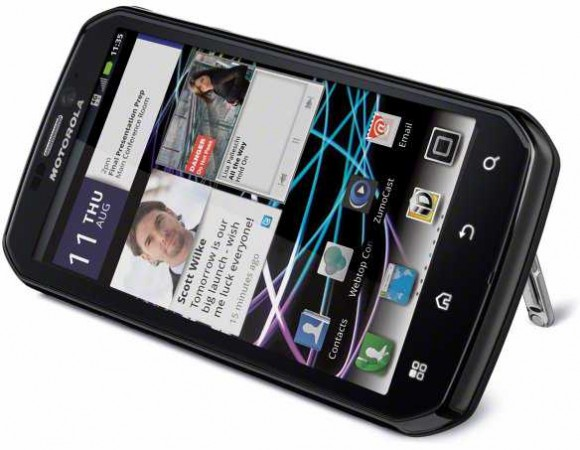 The Motorola Photon 4G For Sprint To Become Available On July 31st For $199.99 On Contract