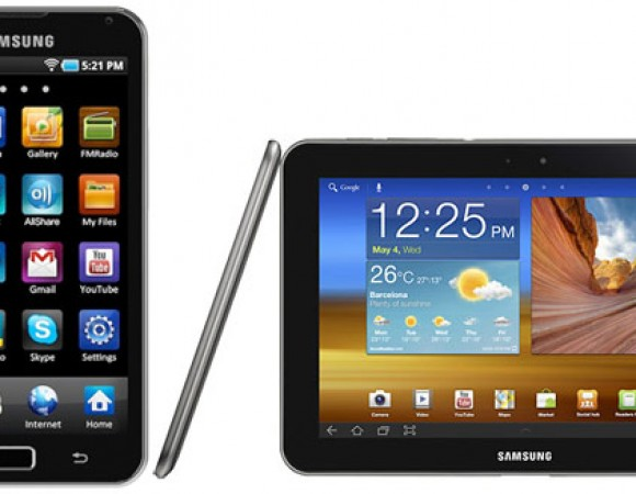 Samsung Brings The Galaxy Tab 8.9 On October 2nd And The Galaxy Player 4.0 & 5.0 On October 16th
