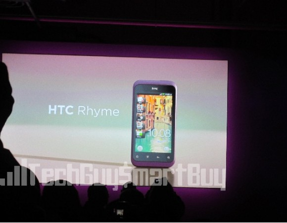 HTC And Verizon Announces The Rhyme, A Simplified Android Experience Coming On September 29th
