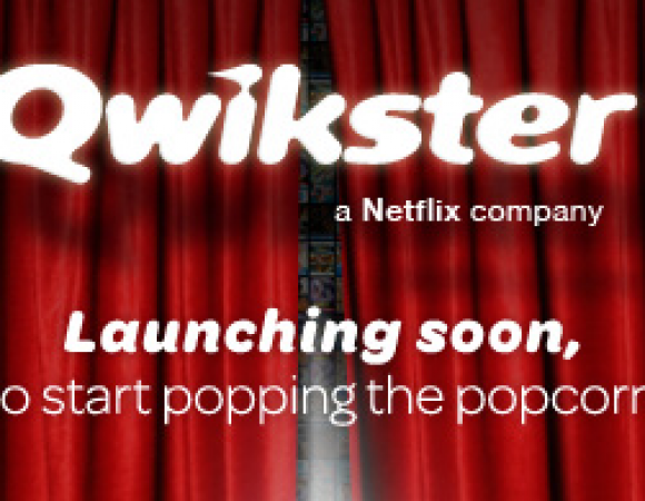 Netflix Splits Off DVD Company And Now Goes By Qwikster, Also Adds Video Game Rentals