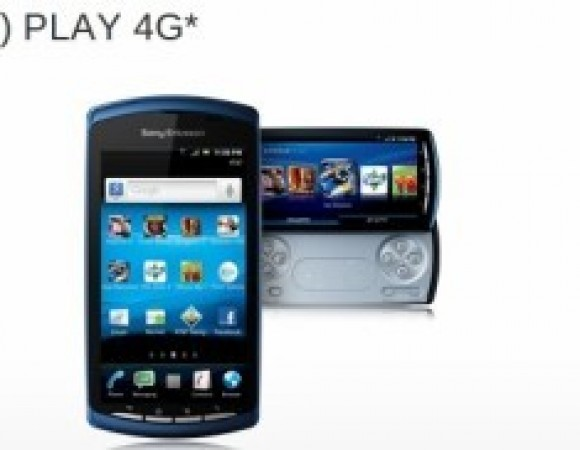 The SonyEricsson XPERIA Play 4G For AT&T Is Now Available