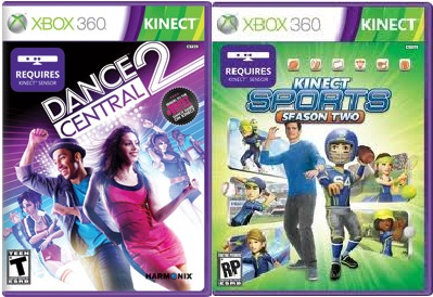 Dance Central 2 And Kinect Sports: Season 2 Is Now Available For ...