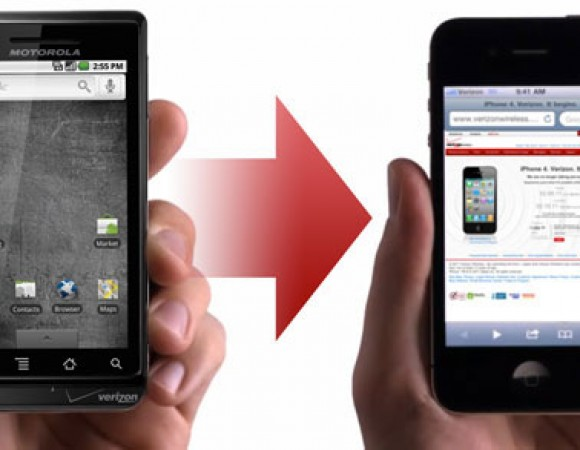 Lesson 58: How To Transfer Your Smartphone (Android/BlackBerry/webOS) Data To Your New iPhone 4S