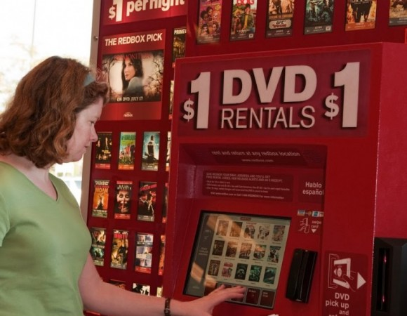 Redbox's Daily DVD Rental Price Goes Up Starting On October 31st, Not By Much Though