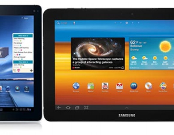 T-Mobile Announces Two HSPA+ Tablets With The Samsung Galaxy Tab 10.1 And The Huawei Springboard