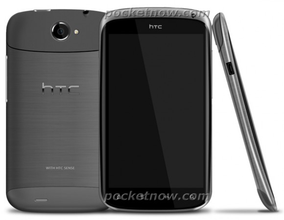 Another Cool Android Device Has Leaked With The HTC Ville
