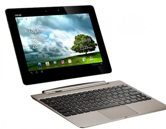 Launch Details For The ASUS Transformer Prime Confirmed, Dec. 12th Online & Dec. 19th In Stores