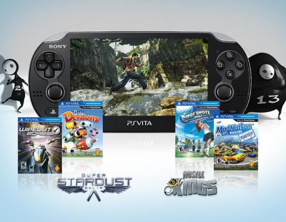 Sony Announces PlayStation Vita Launch Details For The US