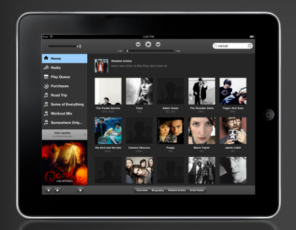 An iPad App For Spotify Is On The Way, Their Goal Is To Support Every Possible Device